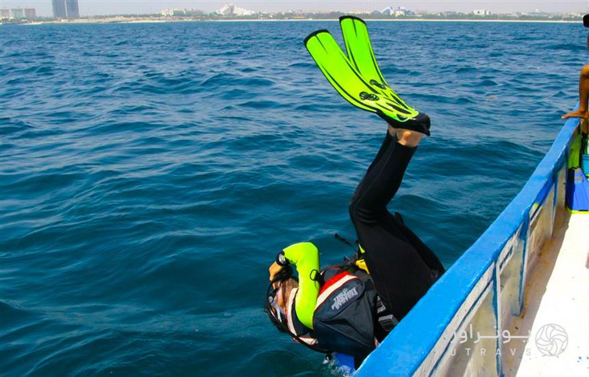 Diving in Bandar Abbas