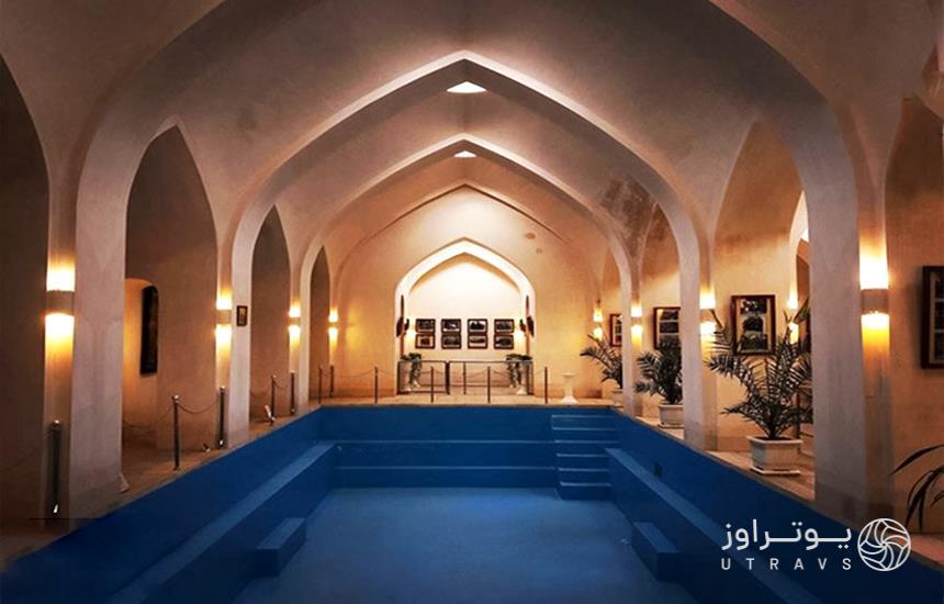 mahdi gholi beyk historical bath