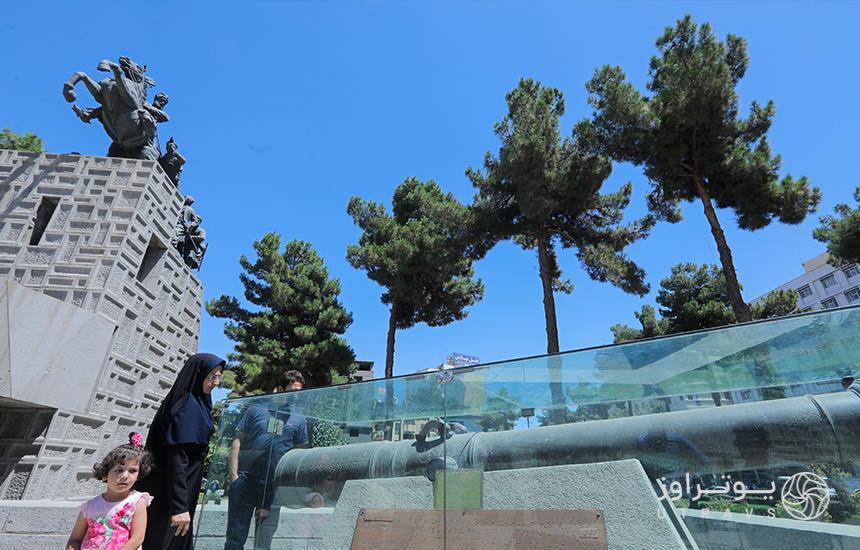 Tomb of Nader Shah