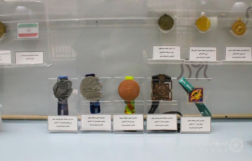 Images of Imam Reza Museum