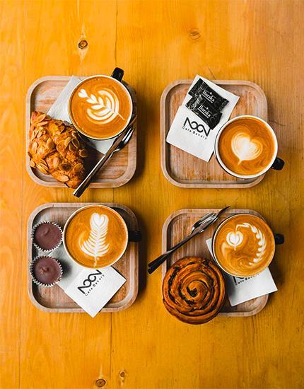 noon cafe mashad