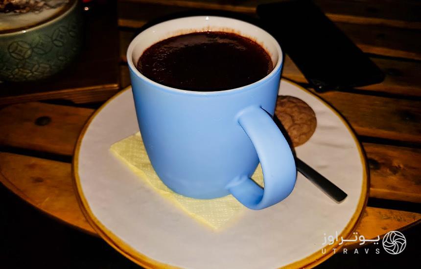 saat cafe mashhad