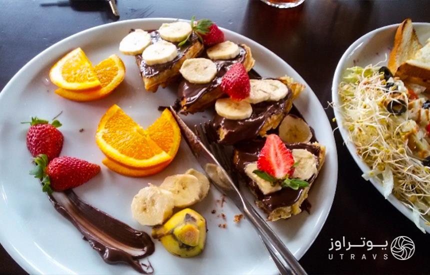 fereni cafe mashhad