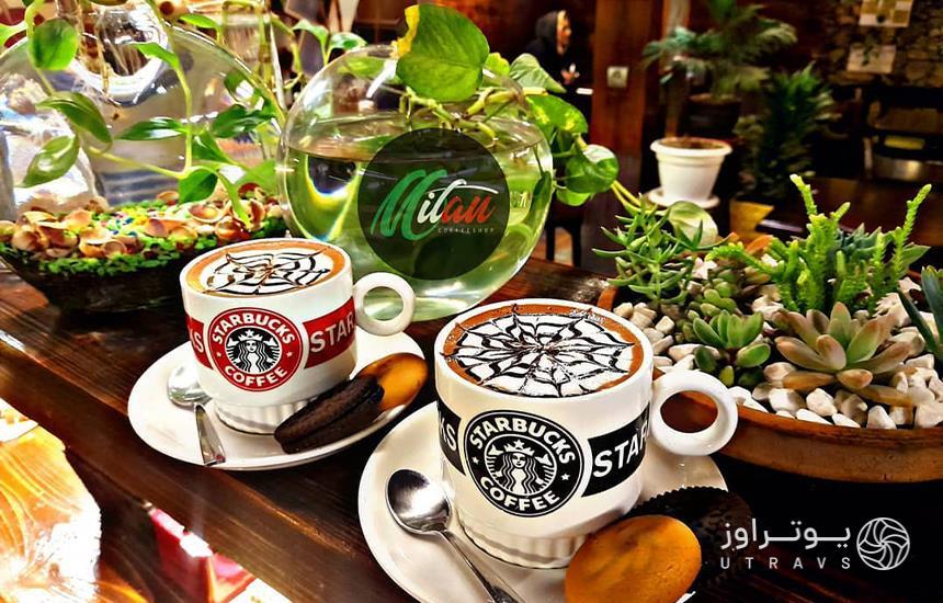 milan cafe mashhad