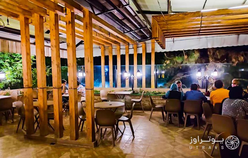 mashhad cafe vakil abab street