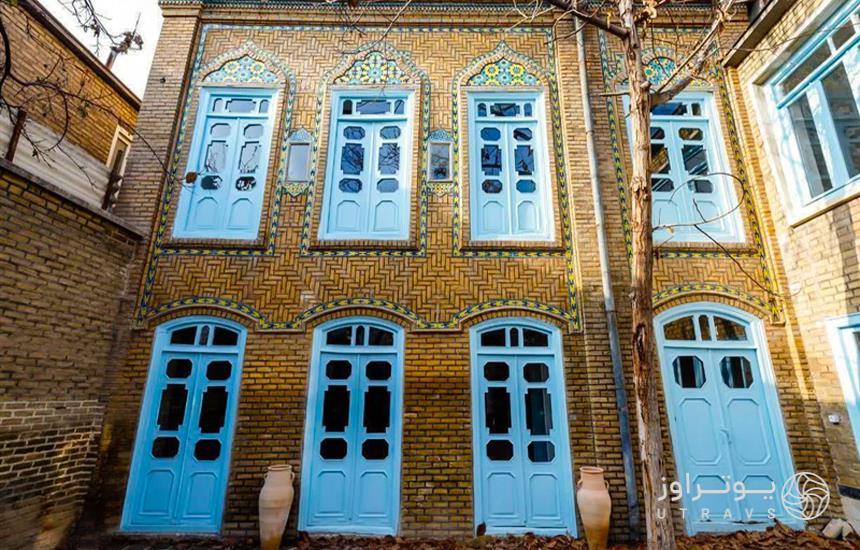 Pishevaran house Mashhad