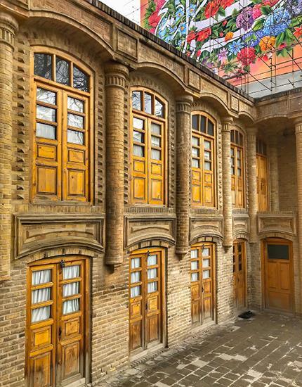 Tavakoli House in Mashhad