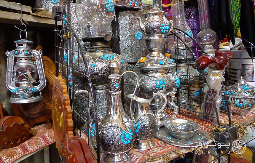 The art of engraving in Shiraz