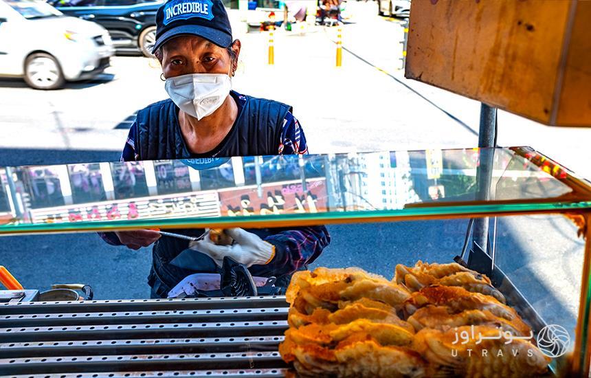 Banjo Peng; delicious South Korean sweets
