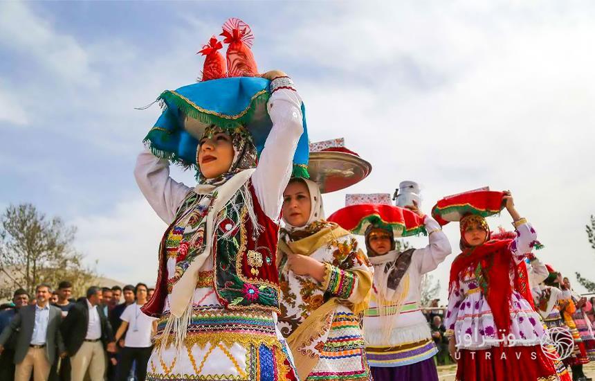 Khoncha ceremony in Azerbaijan