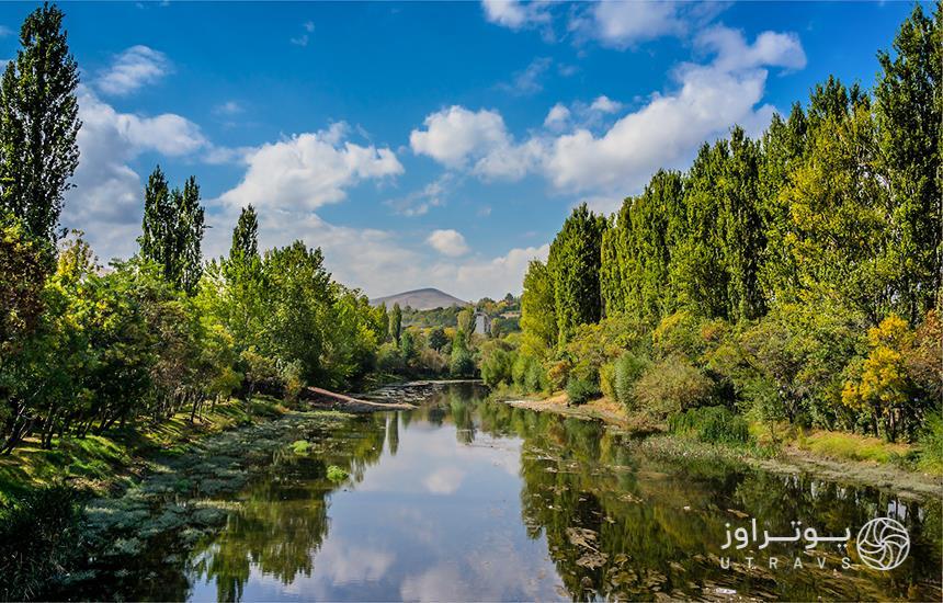 Mahabad, city of history and nature