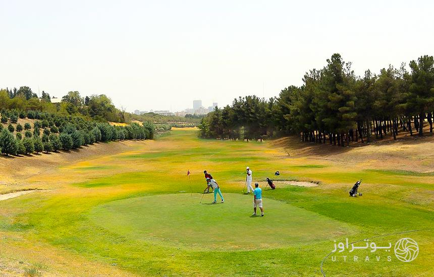 Experience most luxurious sport in Tehran