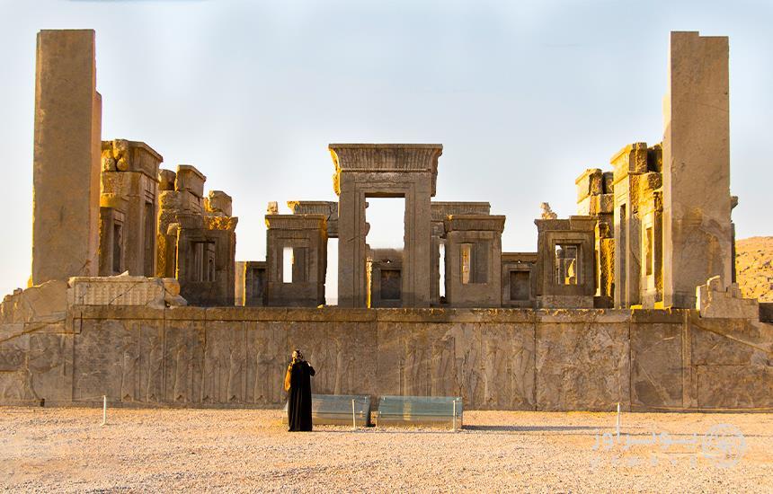 Persepolis; most magnificent ancient capital of Iran