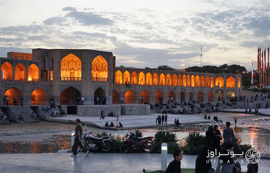 اصفهان پیشنهاد نیویورک تایمز