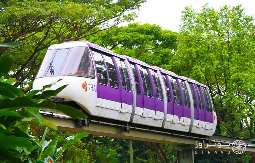 Jurong Bird Park train